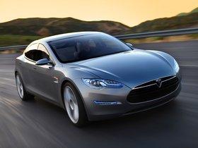 Ver foto 6 de Tesla Model S Concept 2009