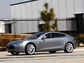 Ver foto 15 de Tesla Model S Concept 2009