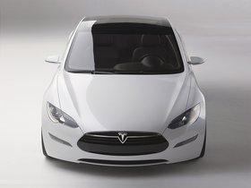 Ver foto 14 de Tesla Model S Concept 2009