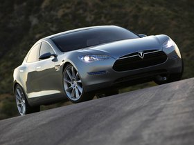 Ver foto 13 de Tesla Model S Concept 2009