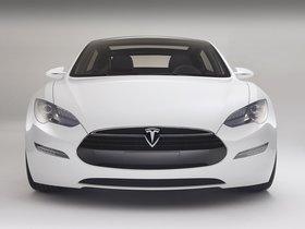 Ver foto 4 de Tesla Model S Concept 2009