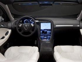 Ver foto 12 de Tesla Model S Concept 2009