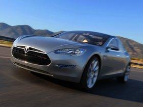 Ver foto 11 de Tesla Model S Concept 2009