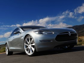 Ver foto 9 de Tesla Model S Concept 2009