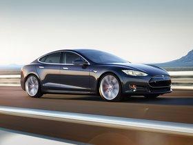 Ver foto 2 de Tesla Model S P85 2015
