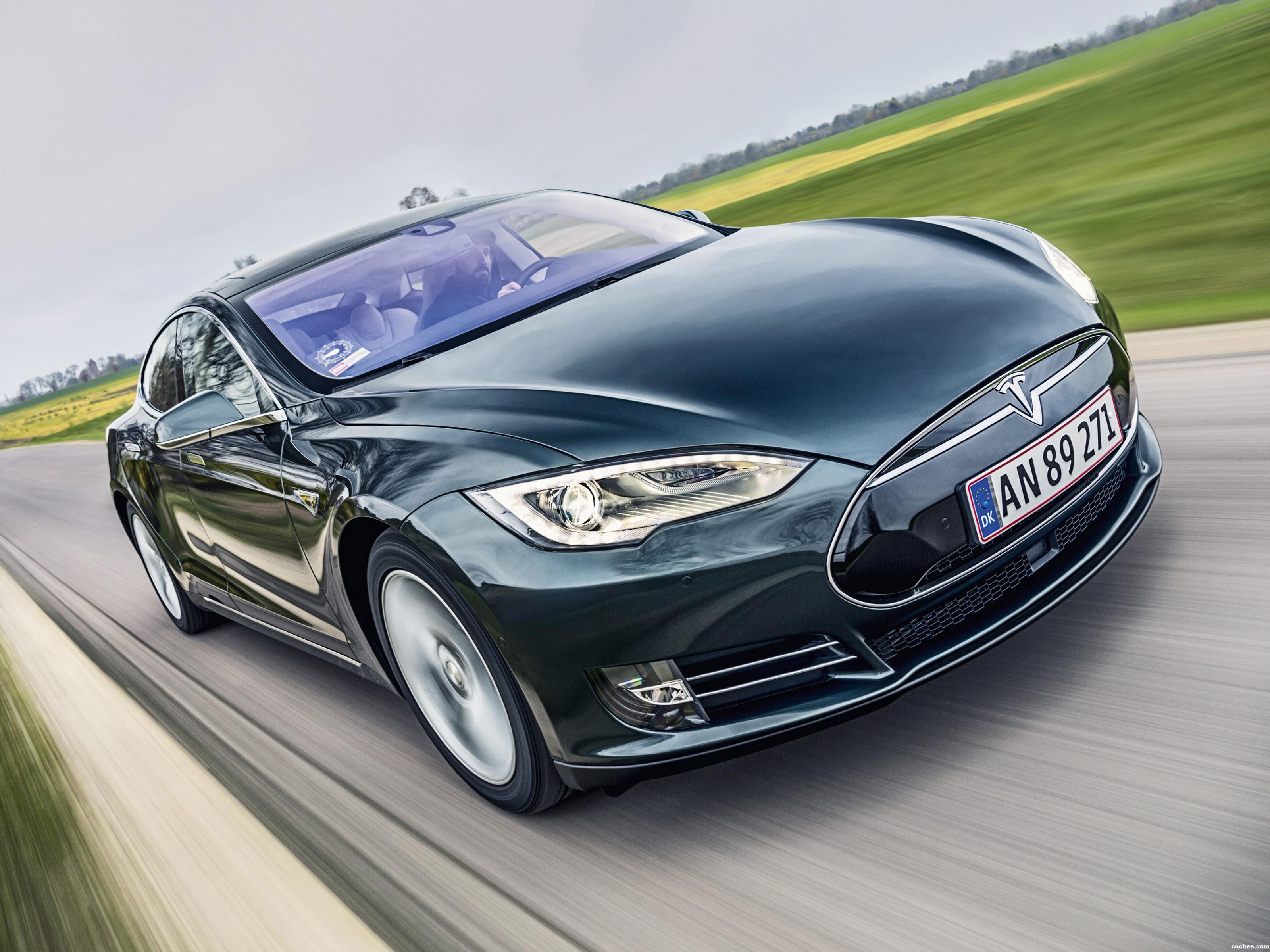 Foto 0 de Tesla Model S P85 2015