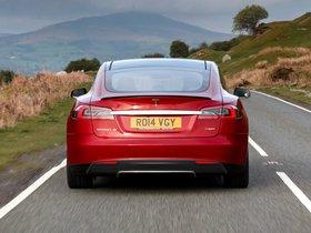Ver foto 21 de Tesla Model S P85 UK 2014