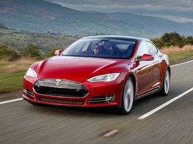 Ver foto 16 de Tesla Model S P85 UK 2014