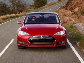 Ver foto 15 de Tesla Model S P85 UK 2014