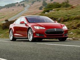 Ver foto 14 de Tesla Model S P85 UK 2014