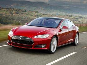 Ver foto 13 de Tesla Model S P85 UK 2014