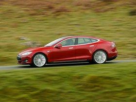 Ver foto 12 de Tesla Model S P85 UK 2014