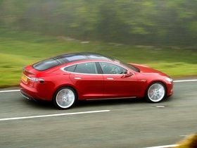Ver foto 10 de Tesla Model S P85 UK 2014