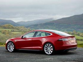 Ver foto 9 de Tesla Model S P85 UK 2014