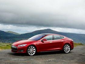 Ver foto 8 de Tesla Model S P85 UK 2014