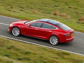Ver foto 7 de Tesla Model S P85 UK 2014