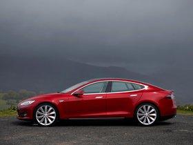 Ver foto 6 de Tesla Model S P85 UK 2014