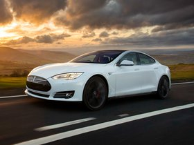 Ver foto 5 de Tesla Model S P85 UK 2014