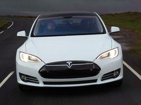 Ver foto 4 de Tesla Model S P85 UK 2014
