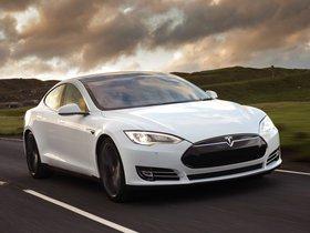 Ver foto 2 de Tesla Model S P85 UK 2014
