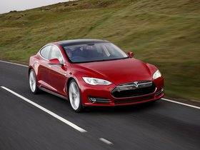 Fotos de Tesla Model S P85 UK 2014