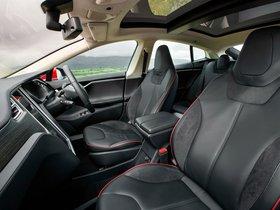 Ver foto 26 de Tesla Model S P85 UK 2014
