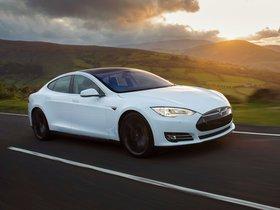 Ver foto 24 de Tesla Model S P85 UK 2014