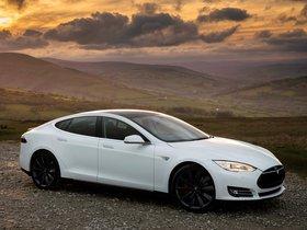 Ver foto 22 de Tesla Model S P85 UK 2014