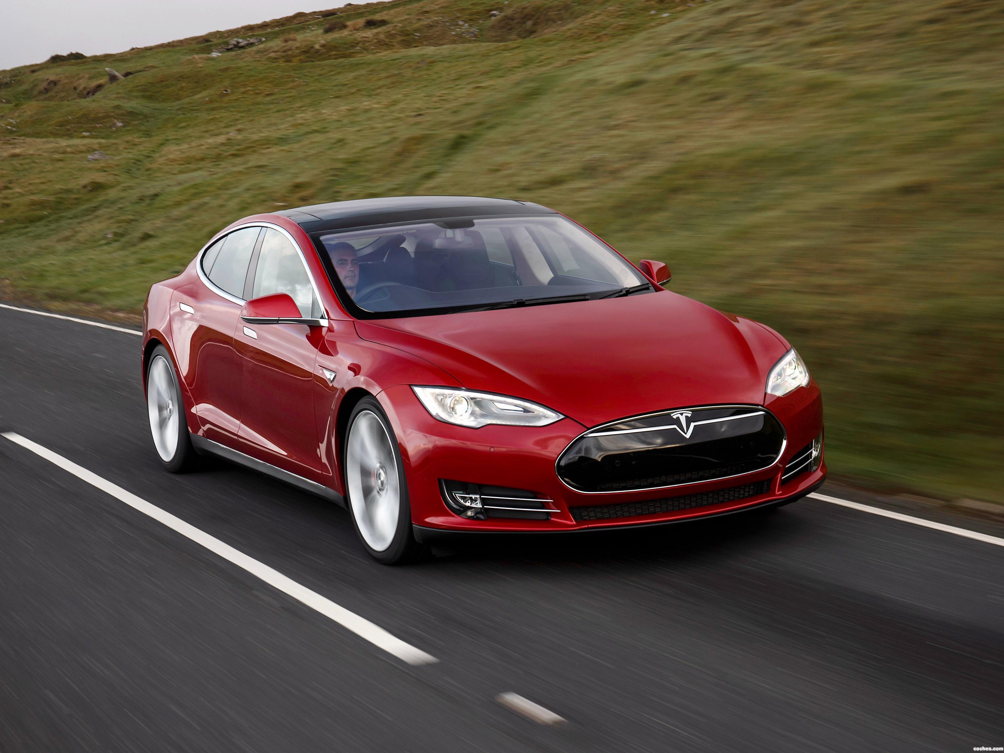 Foto 0 de Tesla Model S P85 UK 2014