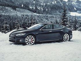 Ver foto 11 de Tesla Model S P85D 2015