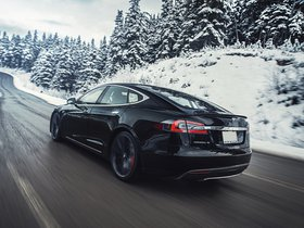 Ver foto 2 de Tesla Model S P85D 2015