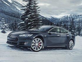 Ver foto 1 de Tesla Model S P85D 2015