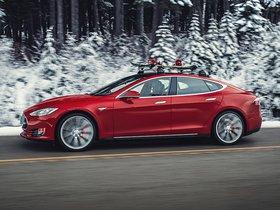 Ver foto 9 de Tesla Model S P85D 2015