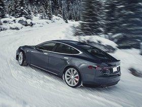 Ver foto 4 de Tesla Model S P85D 2015