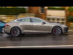 Ver foto 10 de Tesla Model S P85D Australia 2014