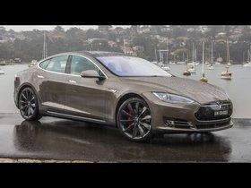 Ver foto 9 de Tesla Model S P85D Australia 2014