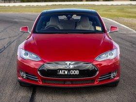 Ver foto 7 de Tesla Model S P85D Australia 2014
