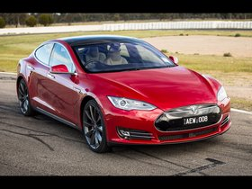 Ver foto 6 de Tesla Model S P85D Australia 2014