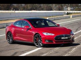 Ver foto 5 de Tesla Model S P85D Australia 2014