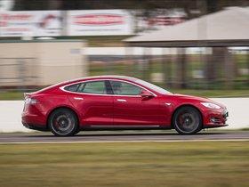 Ver foto 3 de Tesla Model S P85D Australia 2014