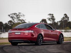 Ver foto 2 de Tesla Model S P85D Australia 2014