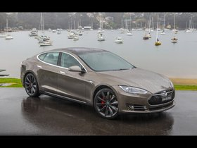 Ver foto 18 de Tesla Model S P85D Australia 2014