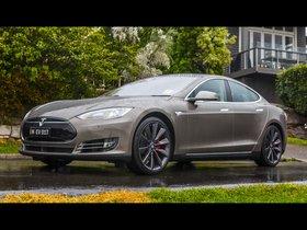 Ver foto 17 de Tesla Model S P85D Australia 2014
