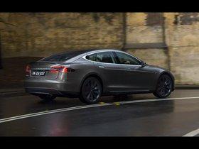 Ver foto 15 de Tesla Model S P85D Australia 2014