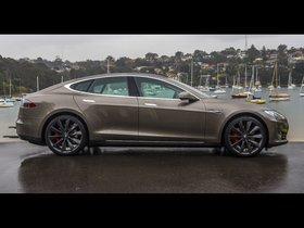Ver foto 14 de Tesla Model S P85D Australia 2014