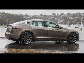 Ver foto 13 de Tesla Model S P85D Australia 2014