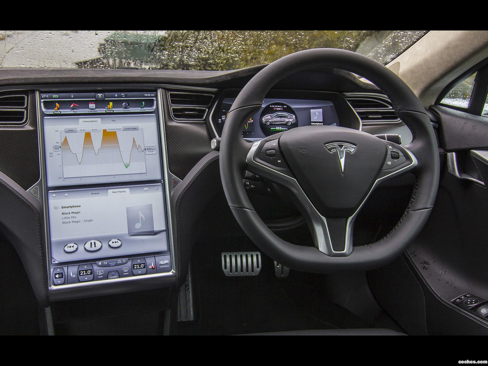 Foto 18 de Tesla Model S P85D Australia 2014