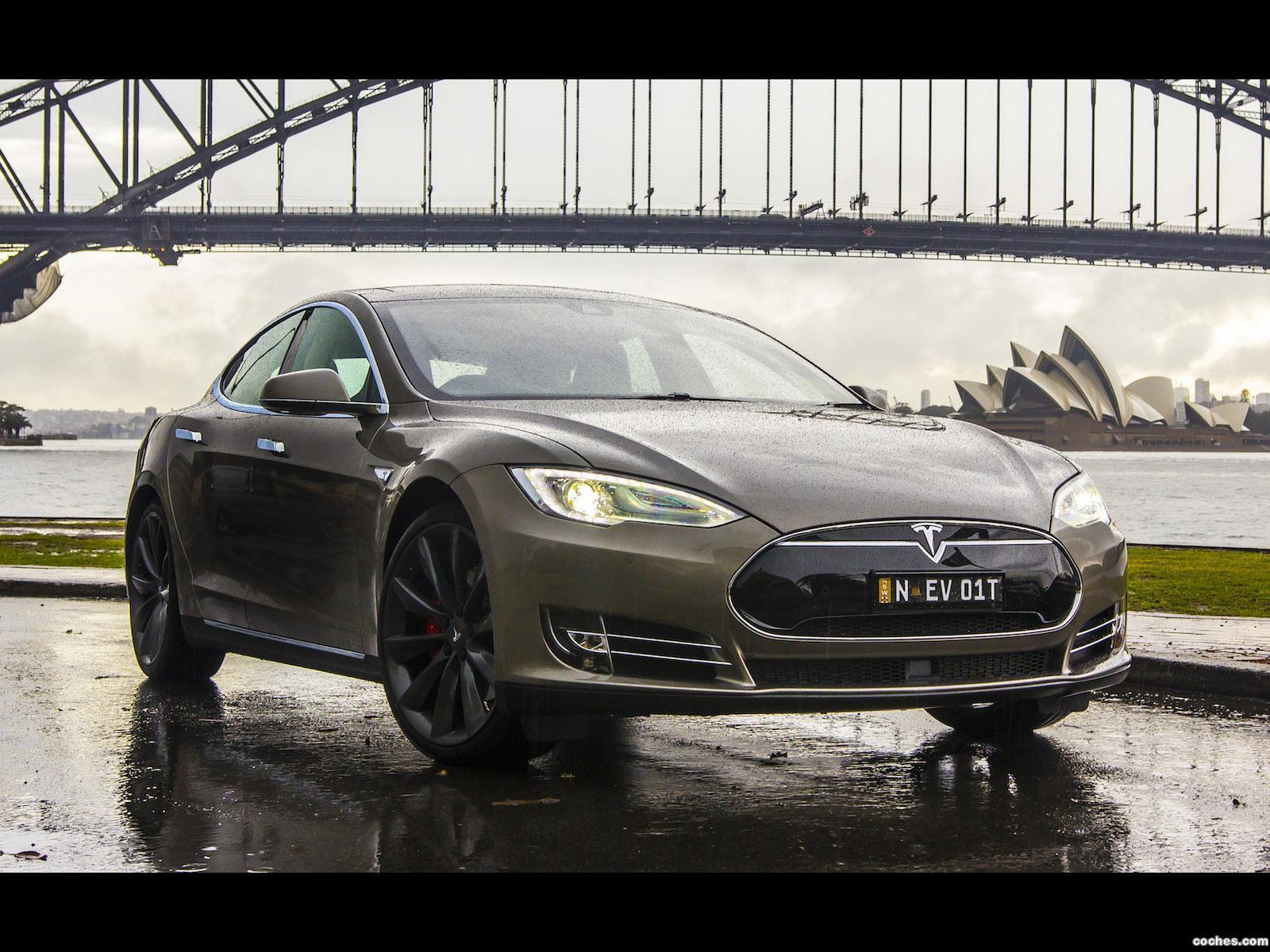 Foto 15 de Tesla Model S P85D Australia 2014