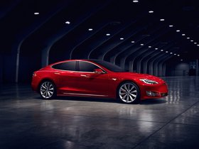 Ver foto 2 de Tesla Model S P90D 2016