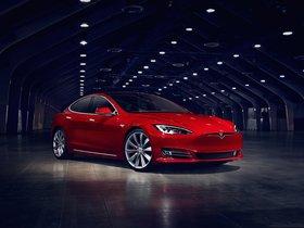 Ver foto 1 de Tesla Model S P90D 2016